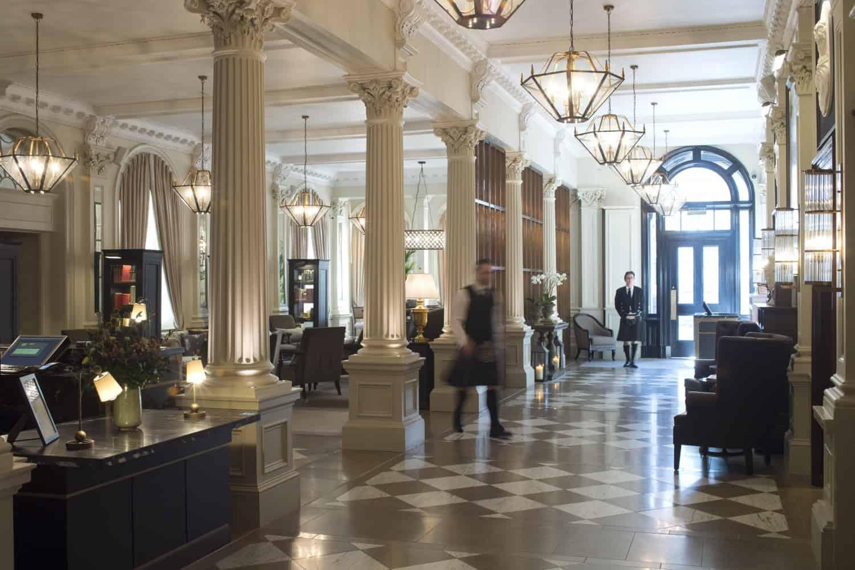 Principal Edinburgh Lobby Concierge