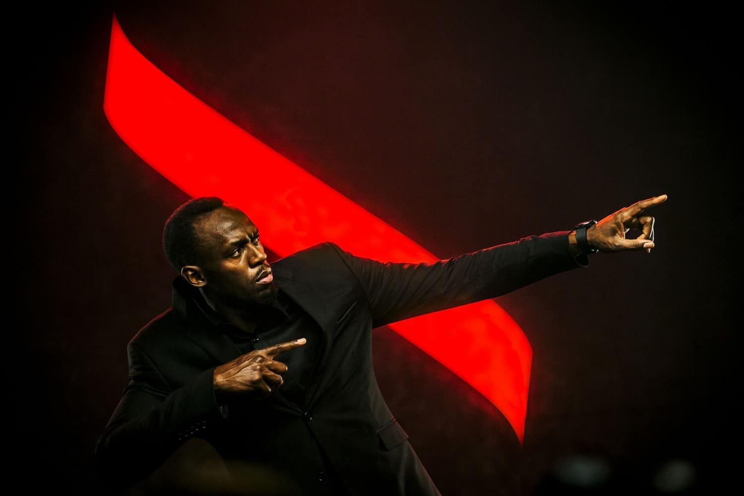 usain bolt icon of victory is appointed the new ceo of maison mumm 3 3 HR