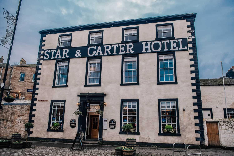 Star & Garter, Linlithgow