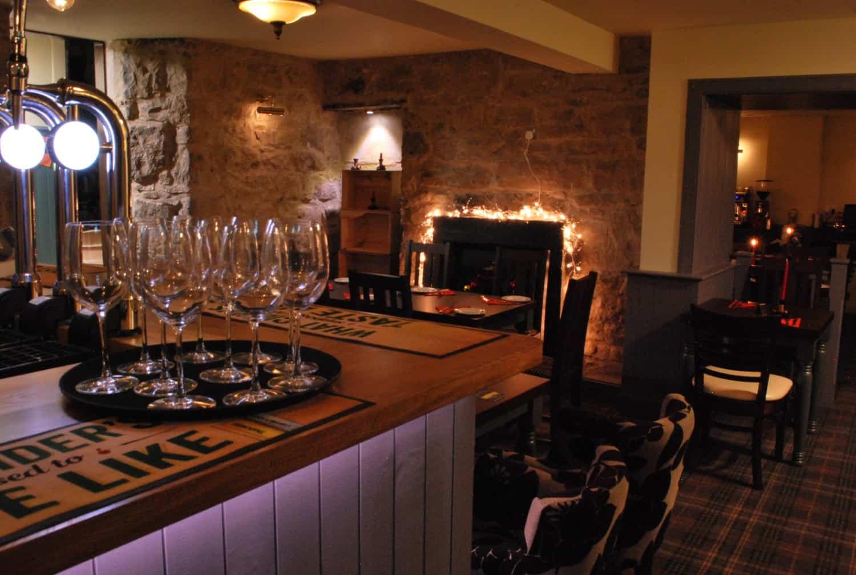 grey horse inn balerno gastro pub edinburgh