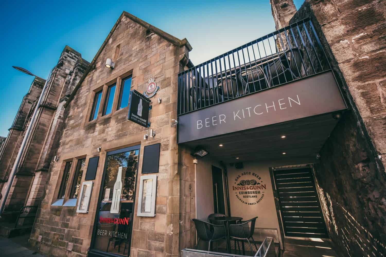 Innis & Gunn reveals Glasgow Beer Kitchen plans | DRAM ...