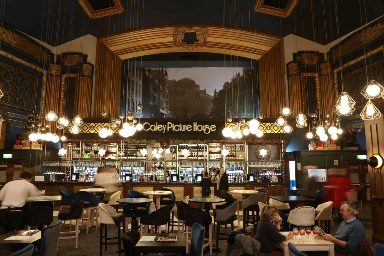 WETHERSPOON CALEY PICTURE HOUSE EDINBURGH 1