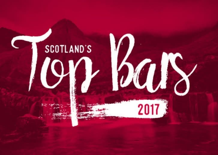 Scotland's Top Bars 2017