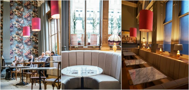 New Look For Edinburgh Restaurant Contini George Street