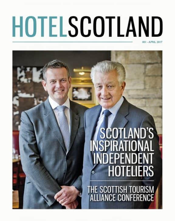 Hotel Scotland – April 2017