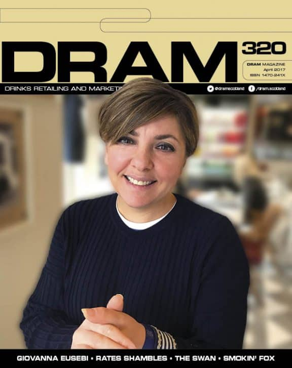 DRAM 320 APRIL 2017