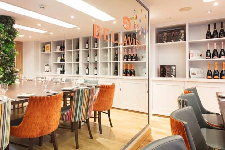 Italian Restaurant George St Edinburgh