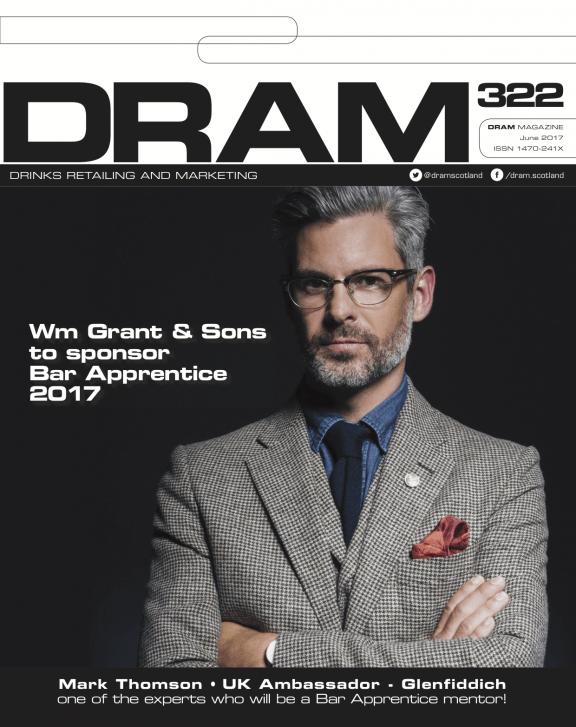 DRAM 322 June 2017