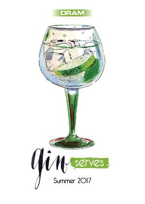 Gin Serves – Summer 2017
