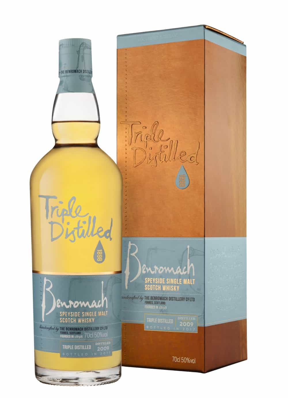 Benromach Triple