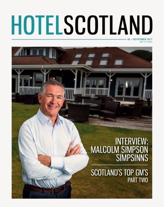 Hotel Scotland – November 2017