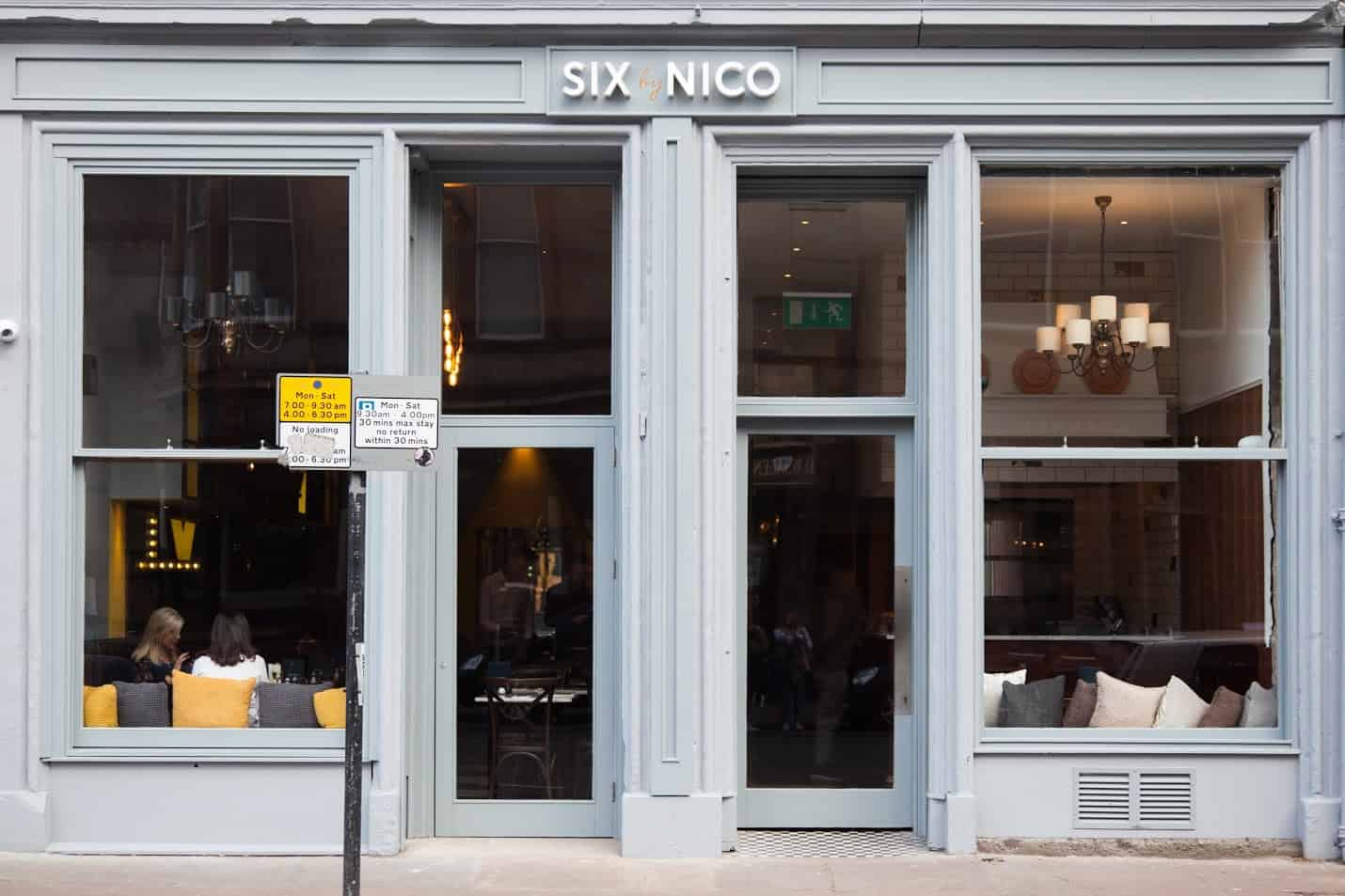 Mac And Cheese >> Six by Nico gets set for Edinburgh launch | DRAM Scotland