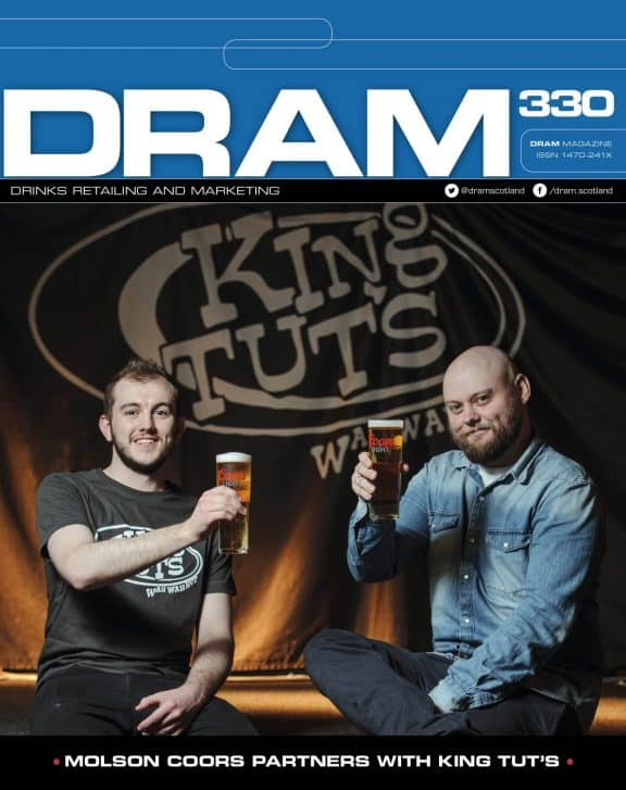 DRAM Issue 330