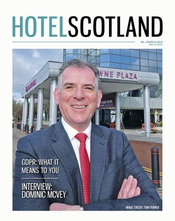 Hotel Scotland – March 2018