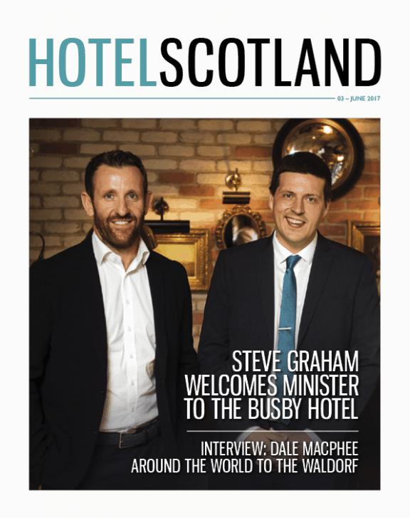 Hotel Scotland – June 2017