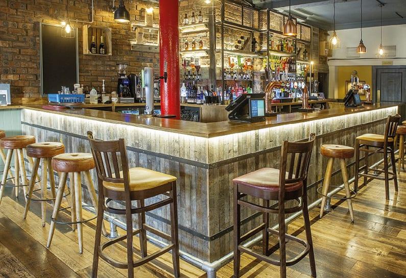 The Kirkhouse Bar