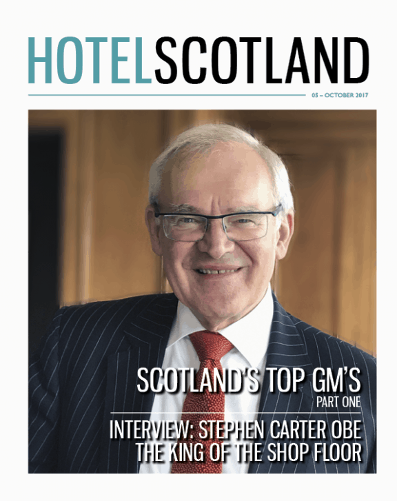 Hotel Scotland – October 2017