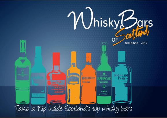 Whisky Bars of Scotland 2017