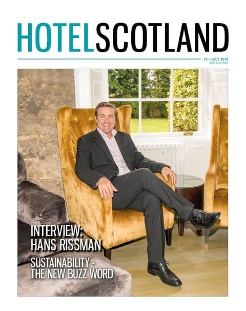 Hotel Scotland – July 2018
