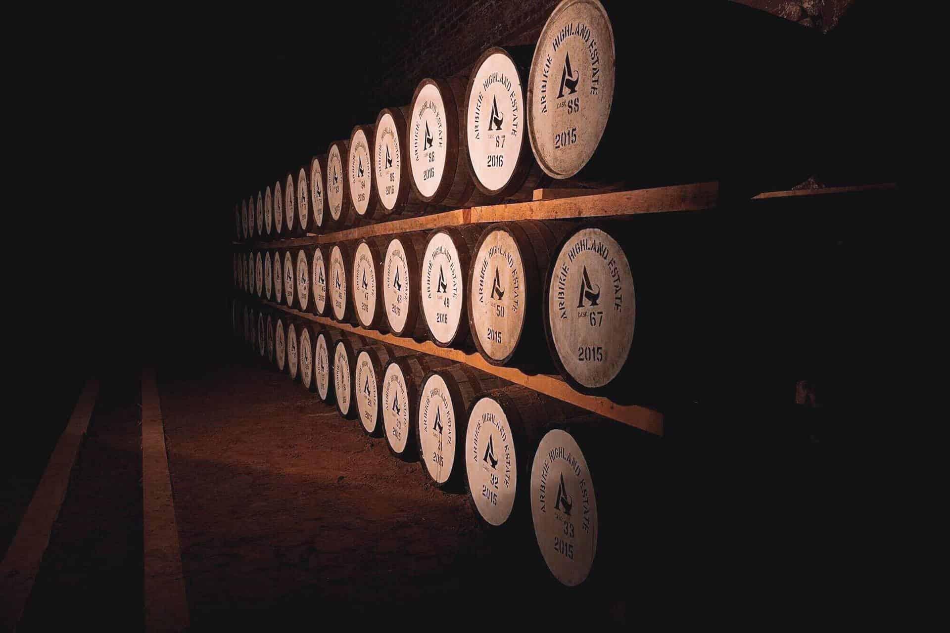 Whisky-Casks