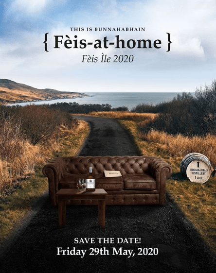 Feis-at-Home-Bunnahabhain