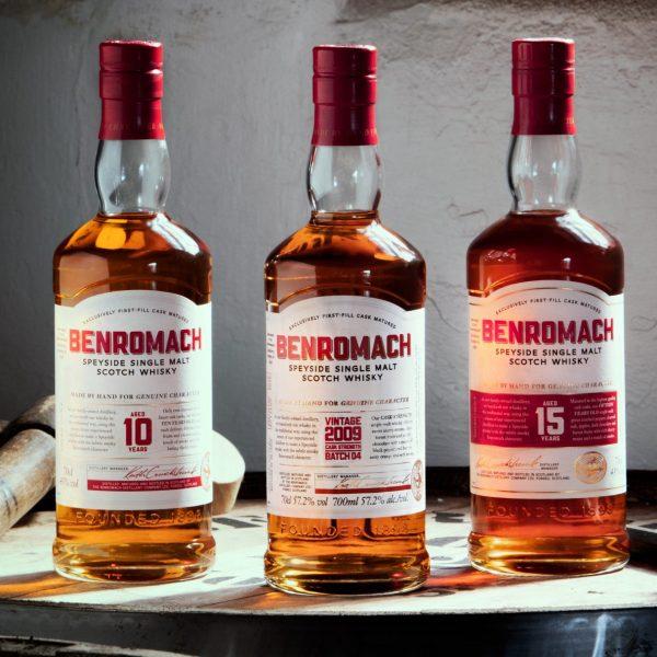 Benromach Core-Range