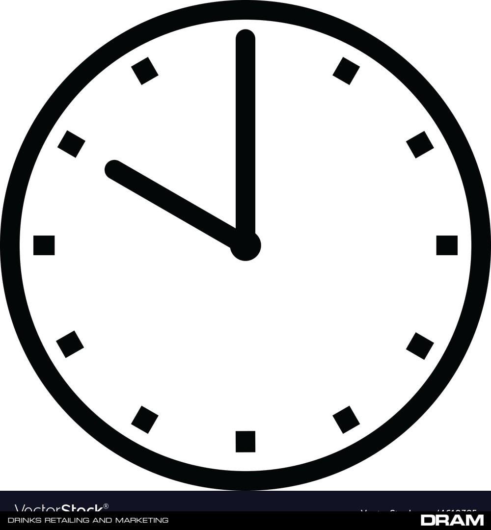 clock-10-vector-4610325