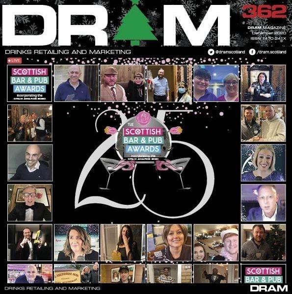 DRAM-December-Cover