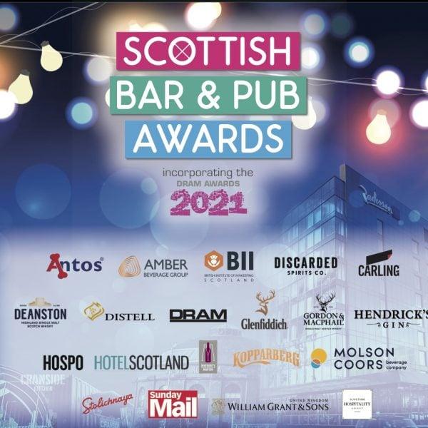 Scottish Bar and Pub Awards 2021