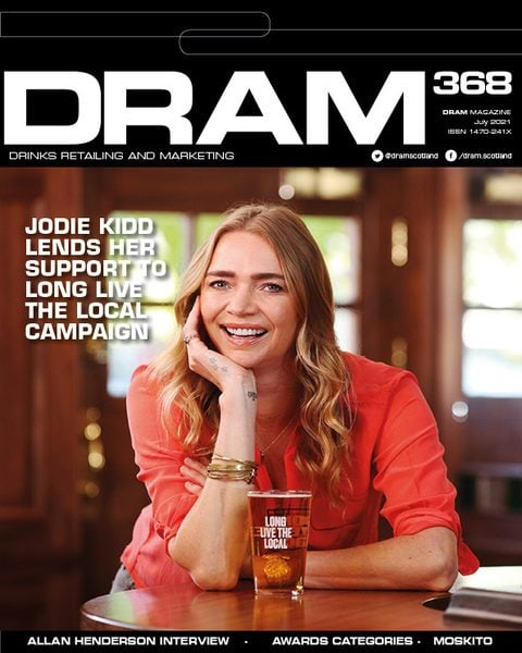 Dram-368-July-New-Cover